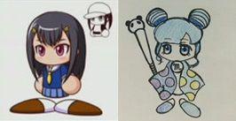 【パワプロアプリ】オリジナル選手とオリジナル彼女のラフイラストが決定!!みんなの反応は…?【月2学園パワプロ部】