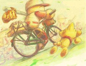 【パワプロ】みずきちゃんにバントのやり方を詳しく教えてくれる漫画wwwwwwwwww