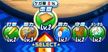 【パワプロアプリ】得意練2つキャラの走塁にやられてる感ハンパないな…。