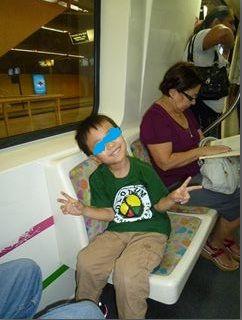 リオ地下鉄