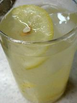 ダイエットジュースレシピしょうが入りレモンジュース3
