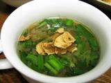 簡単ダイエットスープレシピ ニラとニンニクのスープ