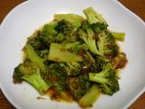 簡単ダイエットレシピ ブロッコリーの梅おかか和え