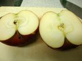 りんごダイエット 黒酢はちみつがけ温りんご1