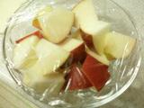 りんごダイエット 黒酢はちみつがけ温りんご3
