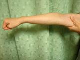 二の腕ダイエットマッサージ2