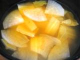 簡単ダイエットレシピ 脂肪燃焼キムチ大根スープ