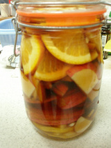 フルーツ酢の作り方9