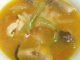 鶏肉と野菜の脂肪燃焼スープ