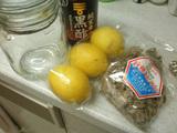 ダイエットレモンジュースの作り方2