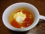 簡単トマトチーズスープ