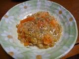 ナットウダイエットレシピ 温トマト納豆