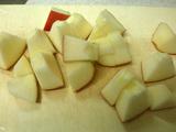 りんごダイエット 黒酢はちみつがけ温りんご2