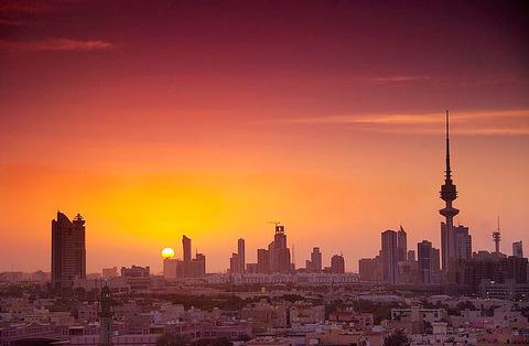 クウェートの景色