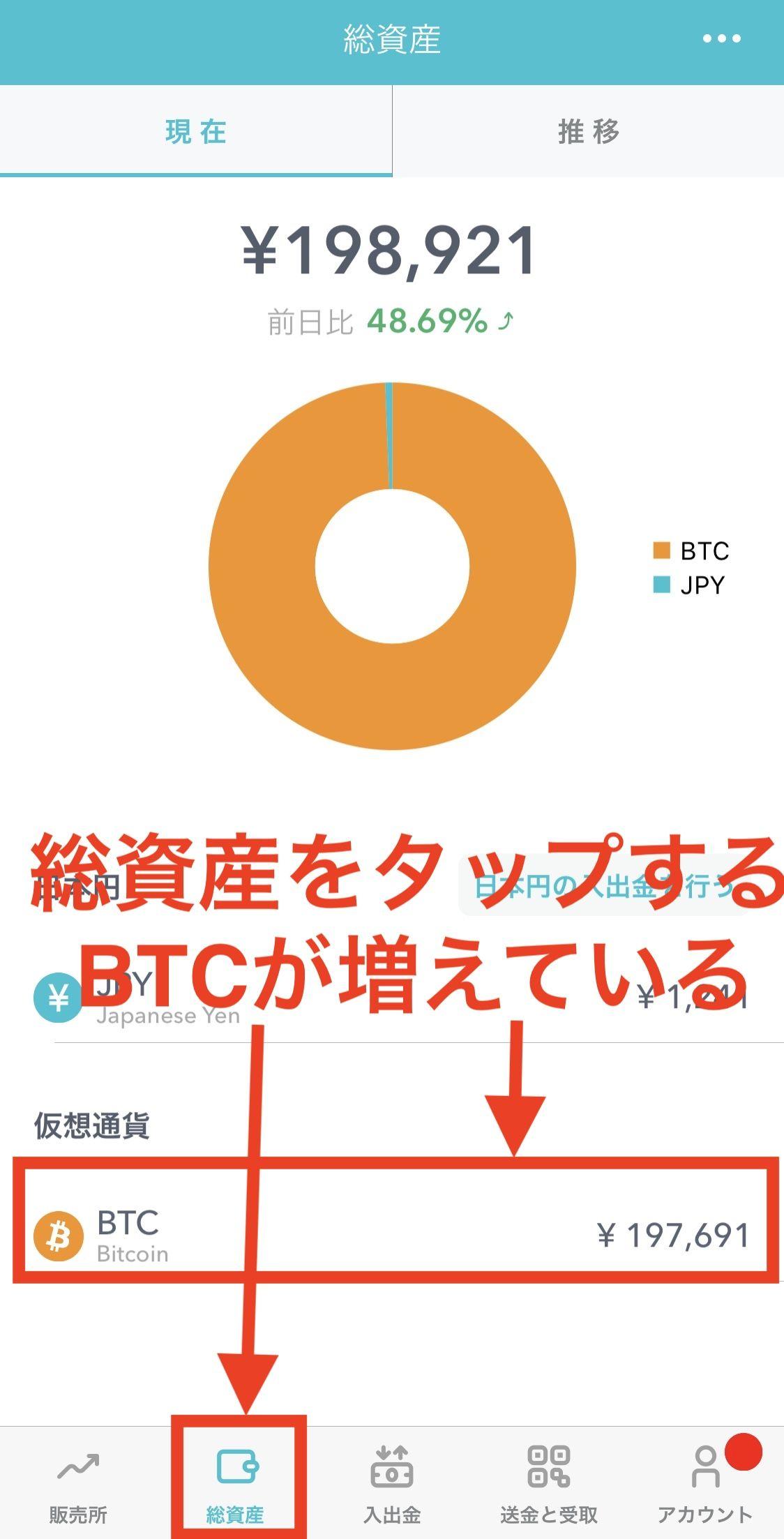 実験:予算10万円でビットコイン投資した結果… | お金を増やすブログ|53才からでも間に合いますか?