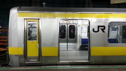 JR総武線