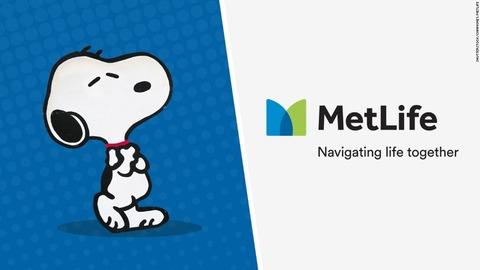 メットライフ・ロゴ