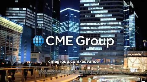 CMEグループロゴ
