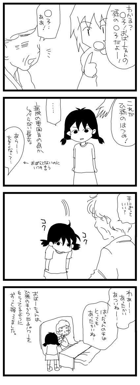 田中家(仮)の皆様。 まんが日記-02