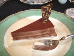 エクチュアケーキ
