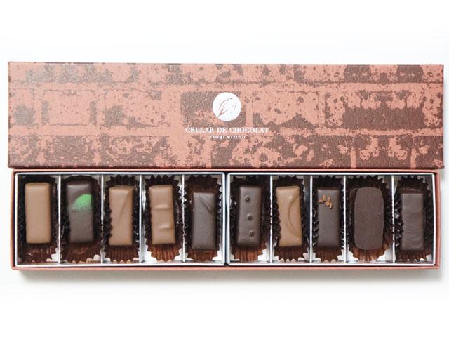 cellar de chocolat