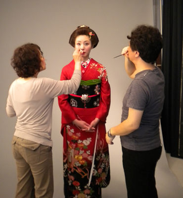 2012用新日本髪