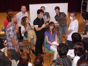 札幌での講習会1