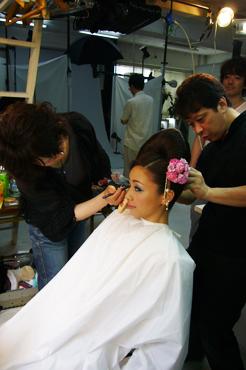 2011ヘアと帯結び2