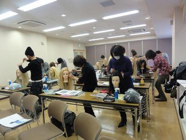 東京の新会場4