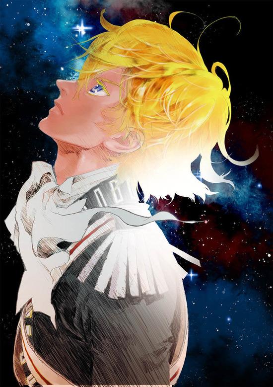 封神演義の藤崎竜先生による漫画『銀河英雄伝説』がYJで連載きたあああああ!!(画像あり)