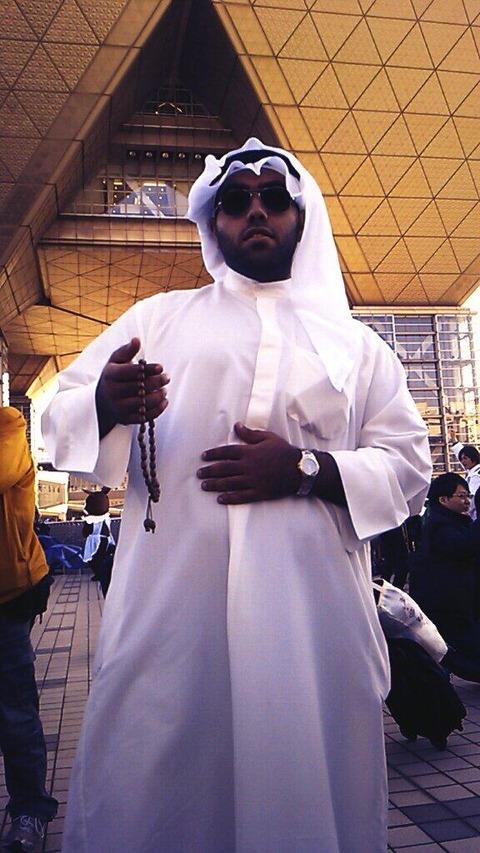 【速報】コミケにアラブの石油王がwwwwwwwwwwwwwwwwwwwwww