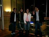 20071031ちょいこがお茶飲み会in新宿