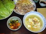 我が家の韓流キッチン