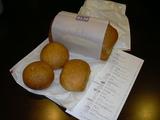ダンディソンのパン