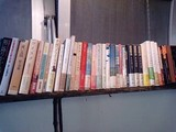 趣味のいい本棚