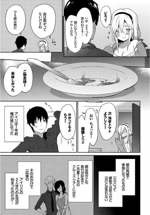 Charry Blossom オタク系妹にエロゲー的性調教♥ (6)
