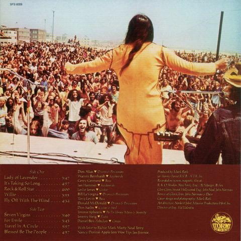 KATHY SMITH - 2 (1971) Reissue CD (2012) b