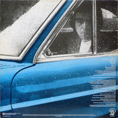PETER GABRIEL - SAME (1ST) (1977) B