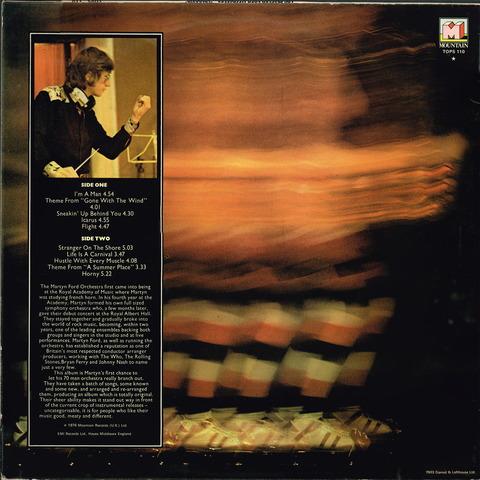 Martyn Ford - Smoovin (1976) B