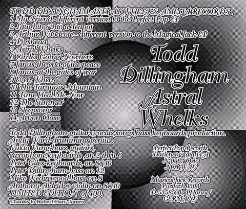 Todd Dillingham - Astral Whelks b