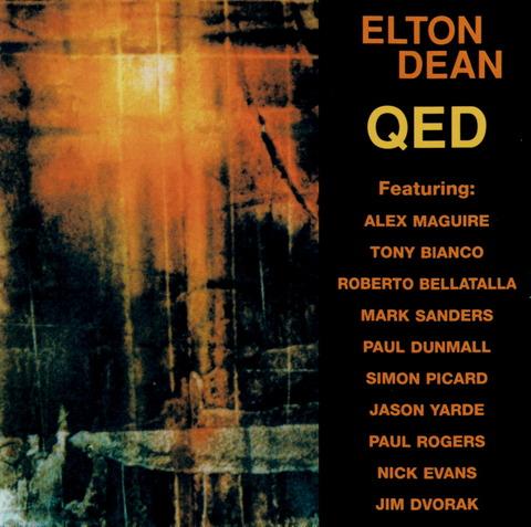 ELTON DEAN - QED (2000) F