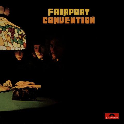 Fairport Convention - same (1968) JD F