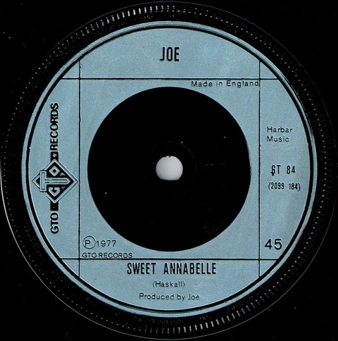 Joe - Sweet Annabelle