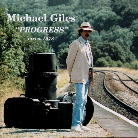 Micael Giles - PROGRESS (2002)