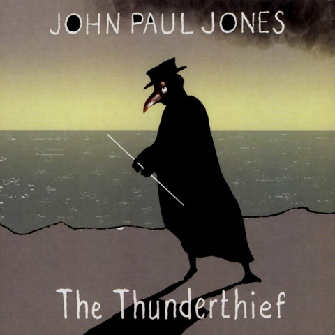 JOHN PAUL JONES - The Thunderthief (2001) F