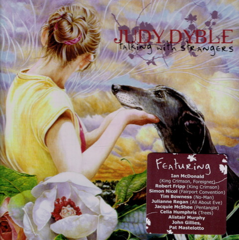 JUDY DYBLE - talking with strangers (2009) f