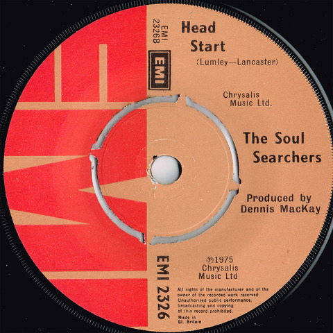 The Soul Searchers  - Head Start