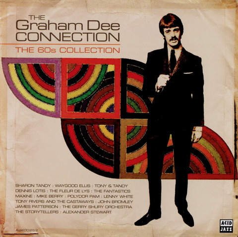 THE Graham Dee CONECTION - THE 60s COLLECTION (2011) f