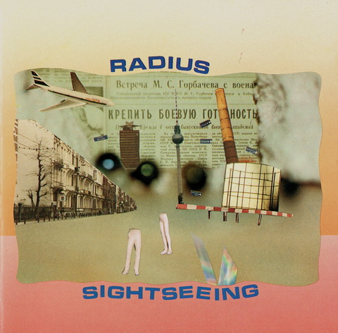 RADIUS - SIGHTSEEING (1989) CD f