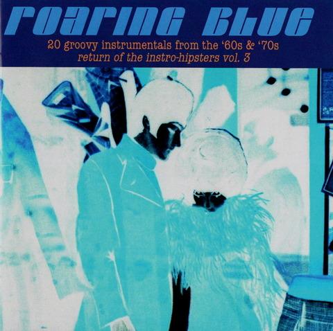 - roarig blue (2009) CD f